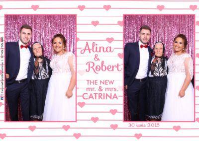 Cabina Foto Showtime - Nunta - Alina si Robert - Restaurant Paradis Royal Ramnicu Valcea - (76)