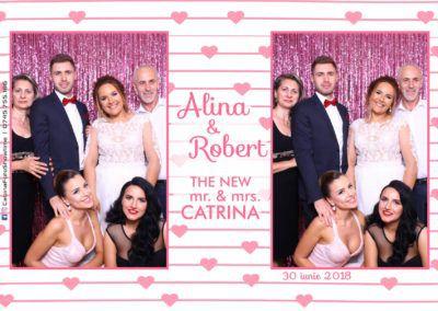 Cabina Foto Showtime - Nunta - Alina si Robert - Restaurant Paradis Royal Ramnicu Valcea - (77)