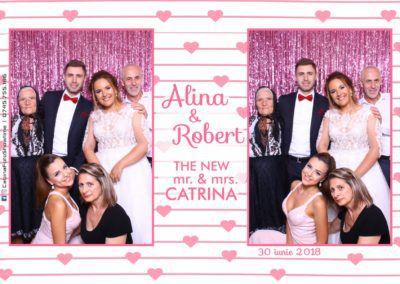 Cabina Foto Showtime - Nunta - Alina si Robert - Restaurant Paradis Royal Ramnicu Valcea - (78)