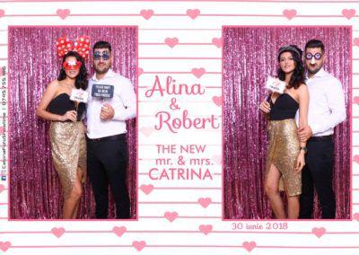 Cabina Foto Showtime - Nunta - Alina si Robert - Restaurant Paradis Royal Ramnicu Valcea - (79)