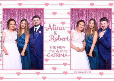 Cabina Foto Showtime - Nunta - Alina si Robert - Restaurant Paradis Royal Ramnicu Valcea - (8)