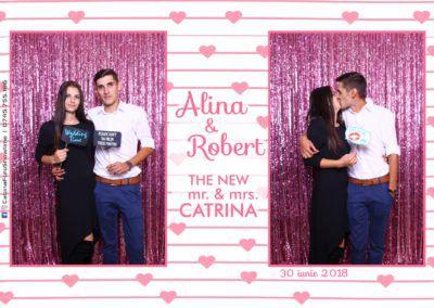 Cabina Foto Showtime - Nunta - Alina si Robert - Restaurant Paradis Royal Ramnicu Valcea - (80)