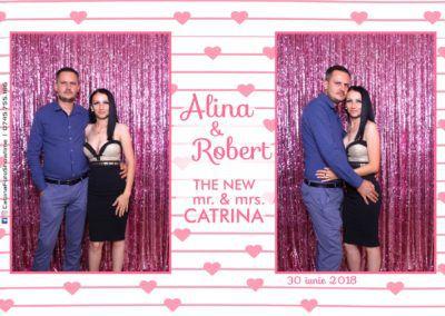 Cabina Foto Showtime - Nunta - Alina si Robert - Restaurant Paradis Royal Ramnicu Valcea - (81)