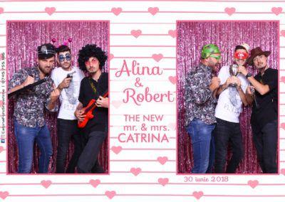 Cabina Foto Showtime - Nunta - Alina si Robert - Restaurant Paradis Royal Ramnicu Valcea - (82)