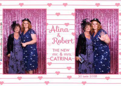 Cabina Foto Showtime - Nunta - Alina si Robert - Restaurant Paradis Royal Ramnicu Valcea - (83)