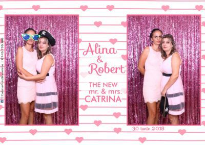 Cabina Foto Showtime - Nunta - Alina si Robert - Restaurant Paradis Royal Ramnicu Valcea - (84)