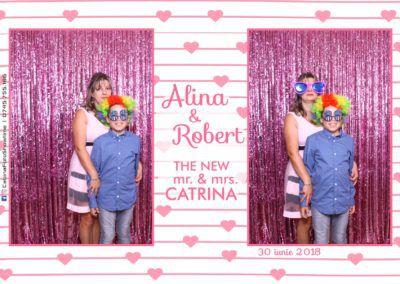 Cabina Foto Showtime - Nunta - Alina si Robert - Restaurant Paradis Royal Ramnicu Valcea - (86)