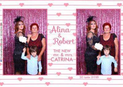 Cabina Foto Showtime - Nunta - Alina si Robert - Restaurant Paradis Royal Ramnicu Valcea - (87)