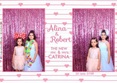 Cabina Foto Showtime - Nunta - Alina si Robert - Restaurant Paradis Royal Ramnicu Valcea - (88)