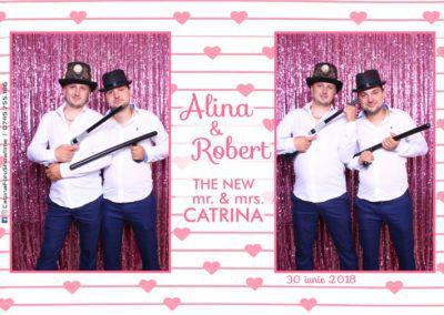 Cabina Foto Showtime - Nunta - Alina si Robert - Restaurant Paradis Royal Ramnicu Valcea - (89)