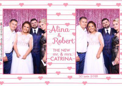 Cabina Foto Showtime - Nunta - Alina si Robert - Restaurant Paradis Royal Ramnicu Valcea - (9)