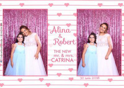 Cabina Foto Showtime - Nunta - Alina si Robert - Restaurant Paradis Royal Ramnicu Valcea - (90)