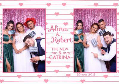 Cabina Foto Showtime - Nunta - Alina si Robert - Restaurant Paradis Royal Ramnicu Valcea - (91)