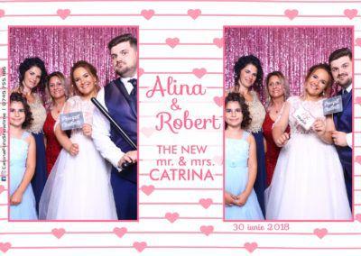Cabina Foto Showtime - Nunta - Alina si Robert - Restaurant Paradis Royal Ramnicu Valcea - (92)