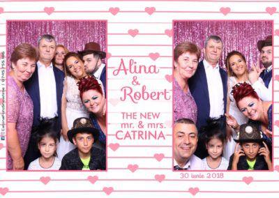 Cabina Foto Showtime - Nunta - Alina si Robert - Restaurant Paradis Royal Ramnicu Valcea - (94)