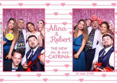 Cabina Foto Showtime - Nunta - Alina si Robert - Restaurant Paradis Royal Ramnicu Valcea - (95)