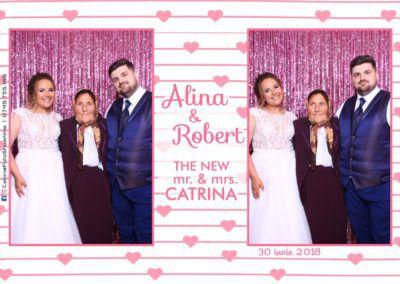 Cabina Foto Showtime - Nunta - Alina si Robert - Restaurant Paradis Royal Ramnicu Valcea - (97)