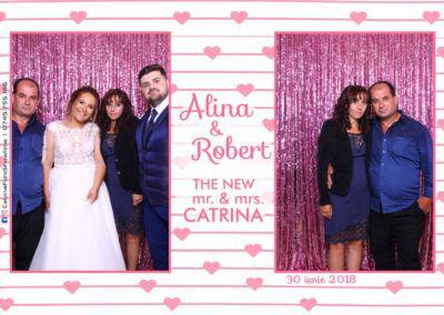Cabina Foto Showtime - Nunta - Alina si Robert - Restaurant Paradis Royal Ramnicu Valcea - (98)