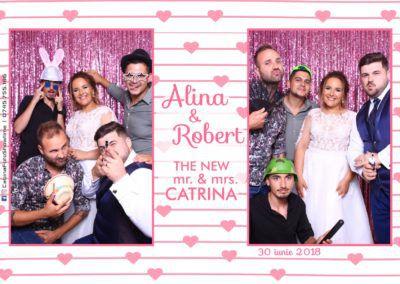 Cabina Foto Showtime - Nunta - Alina si Robert - Restaurant Paradis Royal Ramnicu Valcea - (99)