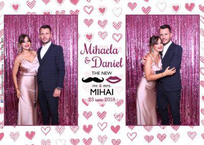 Cabina Foto Showtime - Nunta - Mihaela si Daniel - Restaurant Paradis Royal Ramnicu Valcea - (10)