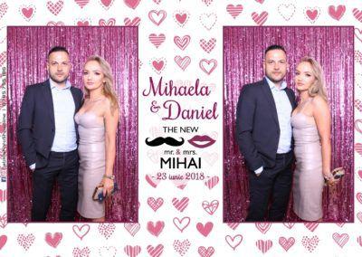 Cabina Foto Showtime - Nunta - Mihaela si Daniel - Restaurant Paradis Royal Ramnicu Valcea - (11)