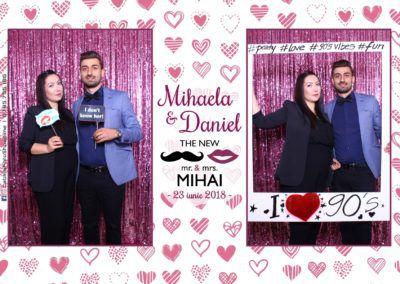 Cabina Foto Showtime - Nunta - Mihaela si Daniel - Restaurant Paradis Royal Ramnicu Valcea - (13)