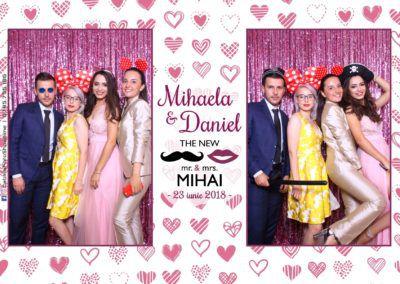 Cabina Foto Showtime - Nunta - Mihaela si Daniel - Restaurant Paradis Royal Ramnicu Valcea - (14)