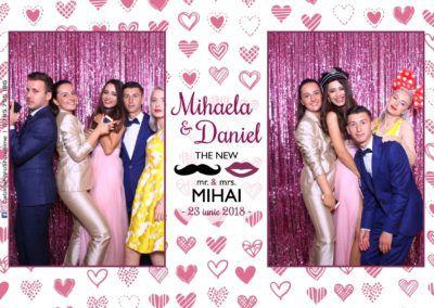 Cabina Foto Showtime - Nunta - Mihaela si Daniel - Restaurant Paradis Royal Ramnicu Valcea - (15)