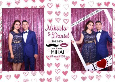 Cabina Foto Showtime - Nunta - Mihaela si Daniel - Restaurant Paradis Royal Ramnicu Valcea - (16)