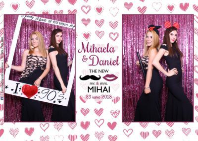Cabina Foto Showtime - Nunta - Mihaela si Daniel - Restaurant Paradis Royal Ramnicu Valcea - (17)
