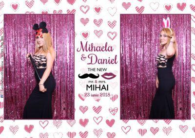 Cabina Foto Showtime - Nunta - Mihaela si Daniel - Restaurant Paradis Royal Ramnicu Valcea - (18)