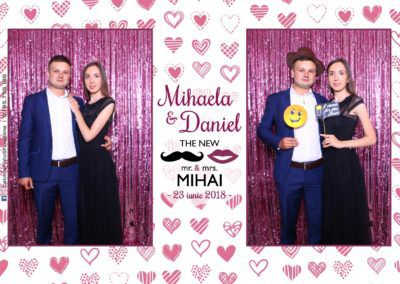 Cabina Foto Showtime - Nunta - Mihaela si Daniel - Restaurant Paradis Royal Ramnicu Valcea - (19)