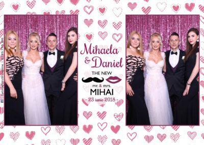 Cabina Foto Showtime - Nunta - Mihaela si Daniel - Restaurant Paradis Royal Ramnicu Valcea - (2)