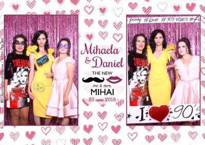 Cabina Foto Showtime - Nunta - Mihaela si Daniel - Restaurant Paradis Royal Ramnicu Valcea - (21)