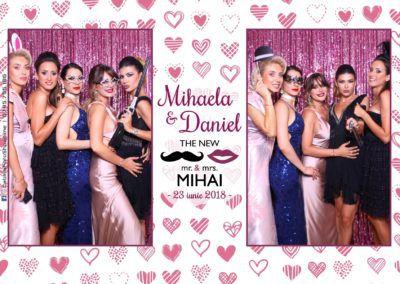 Cabina Foto Showtime - Nunta - Mihaela si Daniel - Restaurant Paradis Royal Ramnicu Valcea - (23)