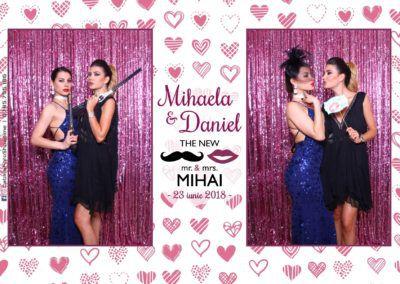 Cabina Foto Showtime - Nunta - Mihaela si Daniel - Restaurant Paradis Royal Ramnicu Valcea - (24)
