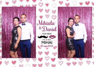 Cabina Foto Showtime - Nunta - Mihaela si Daniel - Restaurant Paradis Royal Ramnicu Valcea - (25)