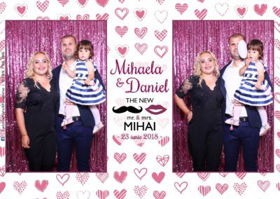 Cabina Foto Showtime - Nunta - Mihaela si Daniel - Restaurant Paradis Royal Ramnicu Valcea - (26)