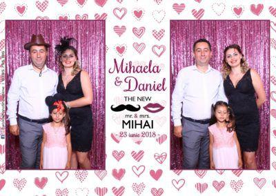 Cabina Foto Showtime - Nunta - Mihaela si Daniel - Restaurant Paradis Royal Ramnicu Valcea - (27)