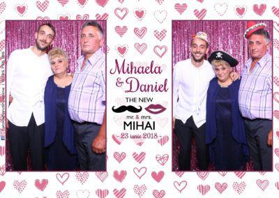 Cabina Foto Showtime - Nunta - Mihaela si Daniel - Restaurant Paradis Royal Ramnicu Valcea - (31)
