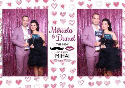 Cabina Foto Showtime - Nunta - Mihaela si Daniel - Restaurant Paradis Royal Ramnicu Valcea - (32)