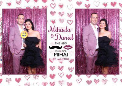 Cabina Foto Showtime - Nunta - Mihaela si Daniel - Restaurant Paradis Royal Ramnicu Valcea - (33)