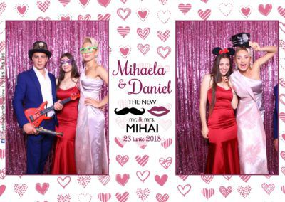 Cabina Foto Showtime - Nunta - Mihaela si Daniel - Restaurant Paradis Royal Ramnicu Valcea - (35)