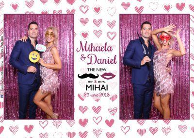 Cabina Foto Showtime - Nunta - Mihaela si Daniel - Restaurant Paradis Royal Ramnicu Valcea - (36)