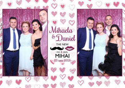 Cabina Foto Showtime - Nunta - Mihaela si Daniel - Restaurant Paradis Royal Ramnicu Valcea - (37)