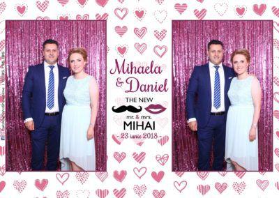 Cabina Foto Showtime - Nunta - Mihaela si Daniel - Restaurant Paradis Royal Ramnicu Valcea - (38)