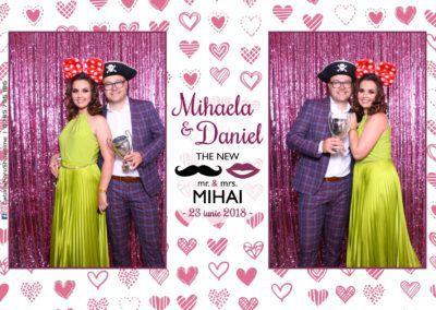 Cabina Foto Showtime - Nunta - Mihaela si Daniel - Restaurant Paradis Royal Ramnicu Valcea - (39)