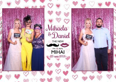 Cabina Foto Showtime - Nunta - Mihaela si Daniel - Restaurant Paradis Royal Ramnicu Valcea - (4)