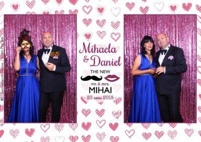 Cabina Foto Showtime - Nunta - Mihaela si Daniel - Restaurant Paradis Royal Ramnicu Valcea - (40)