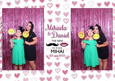 Cabina Foto Showtime - Nunta - Mihaela si Daniel - Restaurant Paradis Royal Ramnicu Valcea - (41)